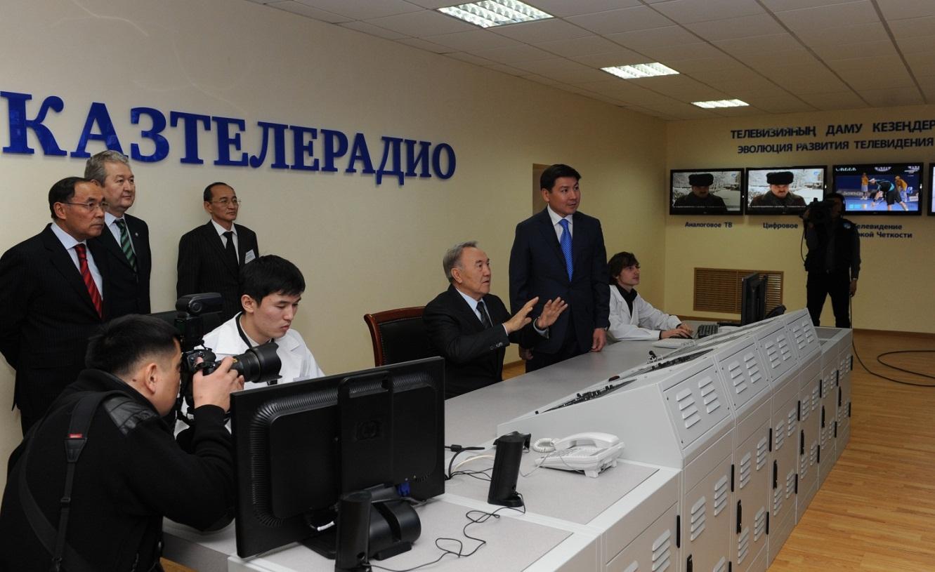 Власти Казахстана ужесточили законодательство в медийной сфере