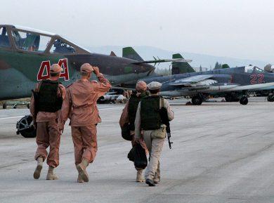СМИ узнали причину сокращения военного присутствия России в Сирии