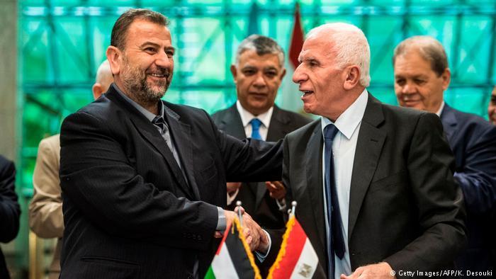 Представители ХАМАС и ФАТХ