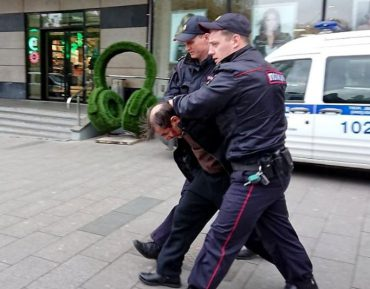 Замредактор «Эха Москвы» подверглась нападению израильского террориста