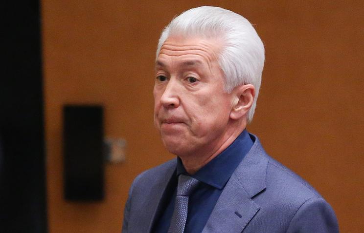Врио главы Республики Дагестан Владимир Васильев