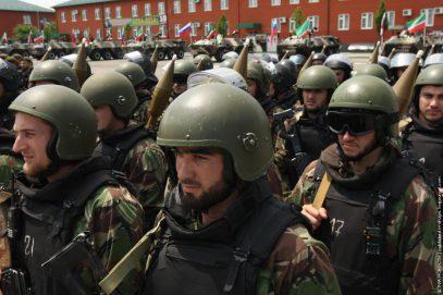 Чечня займется подготовкой спецназа для Арктики