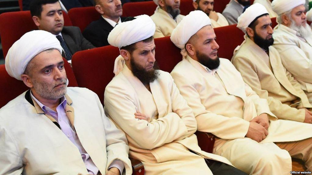 Таджикские имамы