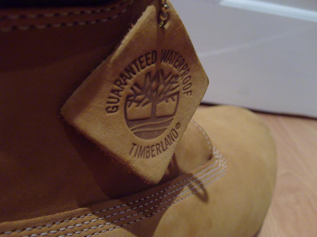 """Качественная обувь от дисконт-центра """"Timberland"""""""
