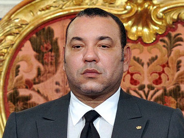 Король Марокко Мухаммад VI
