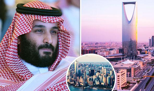 Наследный принц Саудовской Аравии Мохаммед бин Сальман