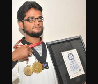Хафиз Корана попал в книгу рекордов Гиннесса за рукоприкладство