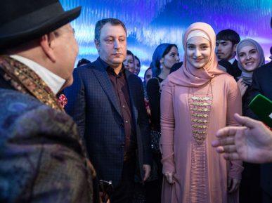 Айшат Кадырова о своем показе около Кремля:  «Все получилась так, как я хотела» (ФОТО)