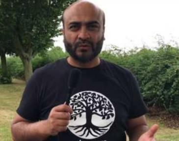 Этот мужчина ищет одиноко умирающих мусульман – зачем?