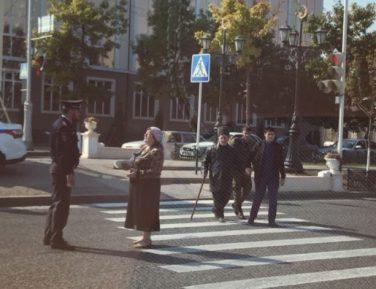 Полицейский растрогал Кадырова своим поступком