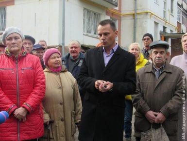 Против тезисов Путина. В Удмуртии группа активистов блокирует строительство мусульманского центра