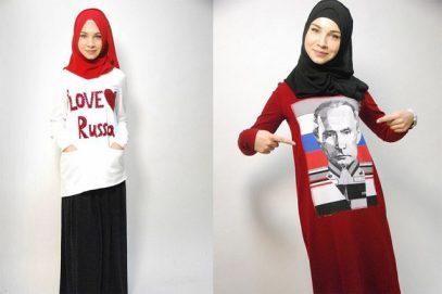 Мусульманский модельер: Истинные мусульмане восхищаются Путиным