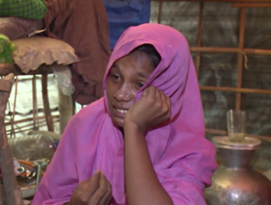 Мусульманка рохинья: «Моего ребенка бросили в огонь на моих глазах»