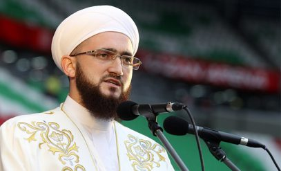 Муфтий Татарстана включился в борьбу за татарский язык