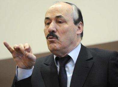 Абдулатипов назначен на почетную должность