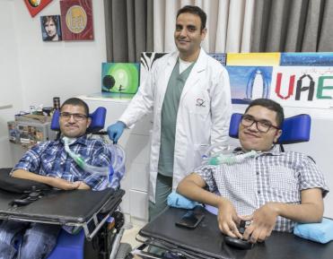 В Эмиратах два разлученных брата воссоединились на смертном одре