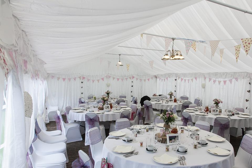 Особенности организации и проведения свадьбы в шатре