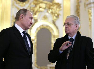 Пиотровский признался, что читает Коран перед тем, как выбивать бюджет для Эрмитажа (ВИДЕО)