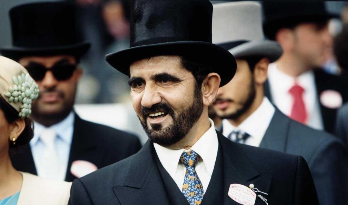 Правитель Дубая шейх Мохаммед бин Рашид аль-Мактум