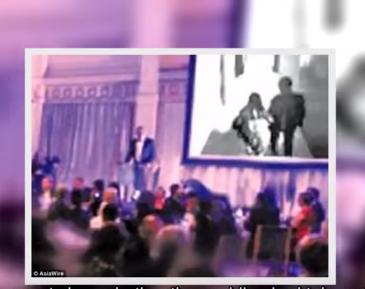 Жених-мусульманин скандально проучил невесту на свадьбе