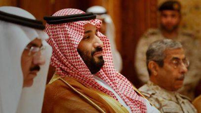 Саудовских принцев допрашивают изощренными методами