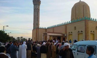 «Пламя вечного ада». Кадыров проклял организаторов теракта в египетской мечети