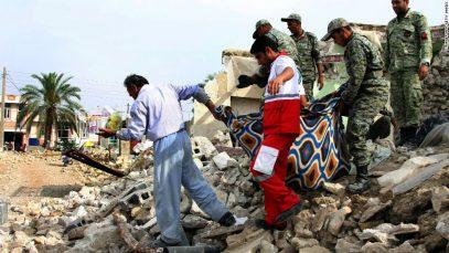 Последствия землетрясения в Иране шокируют. Турция пришла на помощь (ВИДЕО)