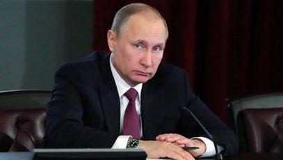 Путин обратился к Рухани после трагедии в Иране