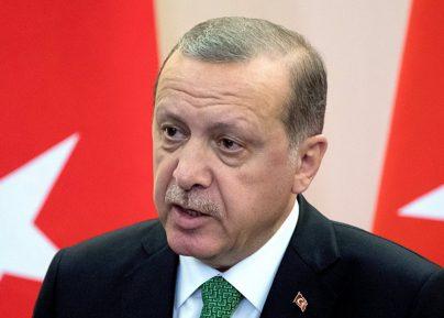 Эрдоган разнес в пух и прах версию Пентагона об отходе ИГИЛ из Ракки