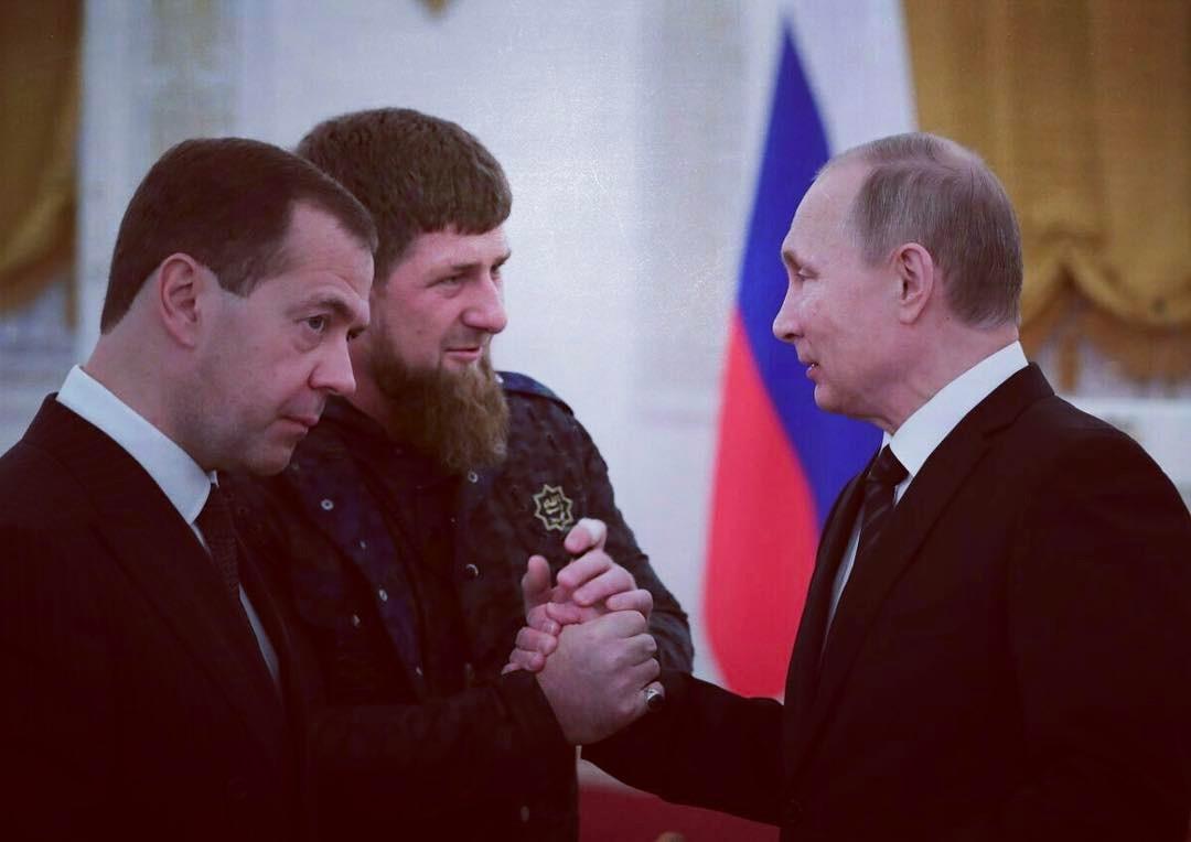 Фото: Инстаграм Рамзана Кадырова