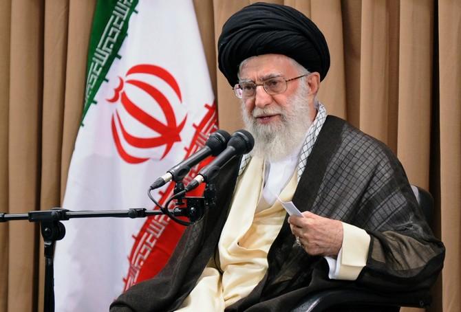 Аятолла Хаменеи - духовный лидер Ирана