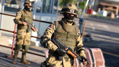 Результаты антитеррористической операции после атаки на мечеть в Египте поражают
