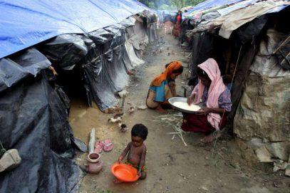 В Госдепе шокированы визитом в лагерь беженцев мусульман-рохинья