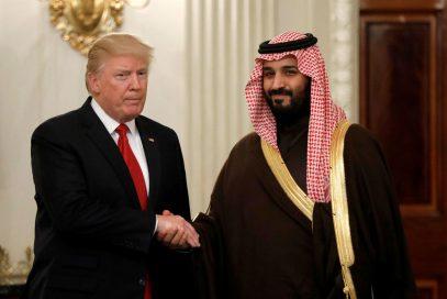 Трамп неожиданно прокомментировал массовый арест принцев в Саудовской Аравии