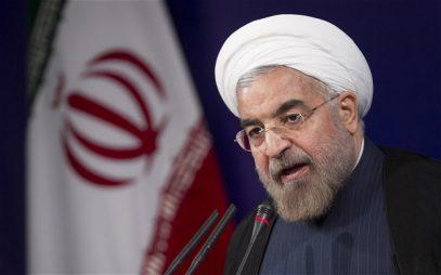 Рухани обратился к «воинам ислама»