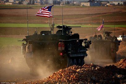 США сказали, когда выведут войска из Сирии
