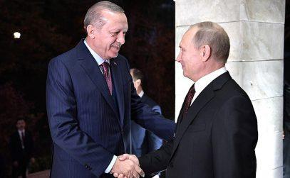 Путин сделал историческое заявление относительно Турции