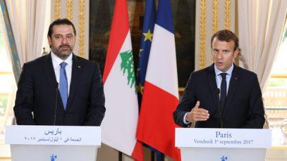 Экс-премьер Ливана с семьей летит в Париж