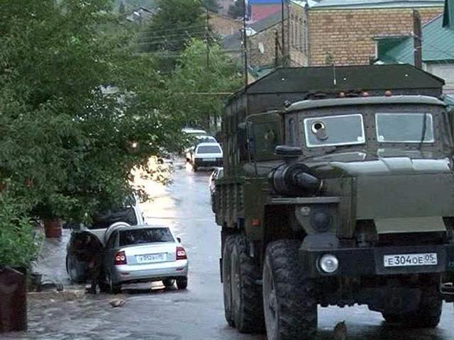 Дагестанцы привыкли к повсеместному присутствию силовиков