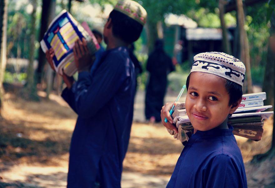 Дети в Бангладеш