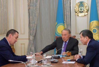 Президент Назарбаев объявил о начале Третьей мировой войны