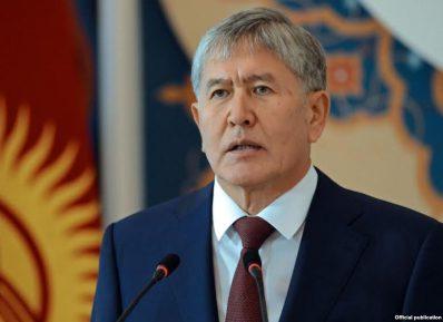 Богатый сосед, престарелый диктатор: Атамбаев выступил с разгромной речью перед отставкой