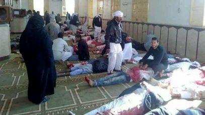Кровавый теракт в Египте. Более 180 прихожан погибли в результате атаки на мечеть
