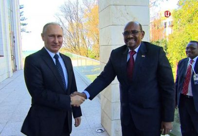 Еще одна арабская страна увидела в России защитника от США