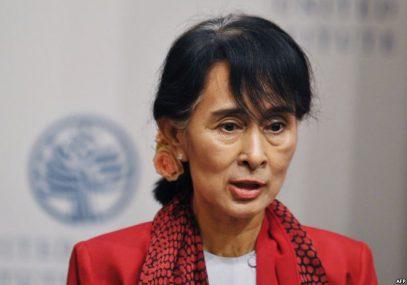 Лидера Мьянмы лишили высочайшей награды из-за мусульман-рохинья