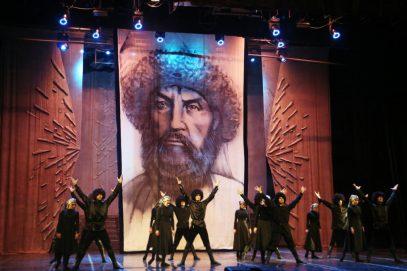 В Дагестане показали балет о газавате