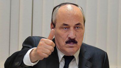 Путин удостоит экс-главу Дагестана почетной награды — СМИ