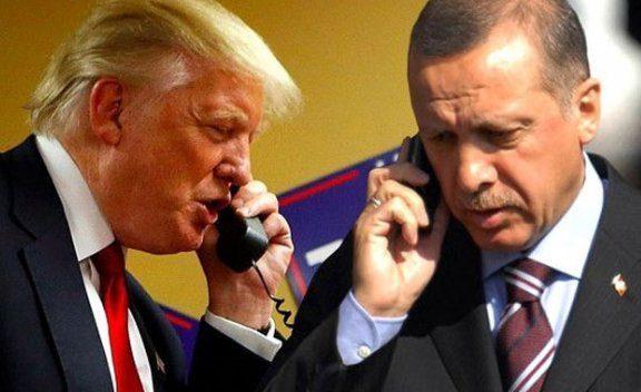 Трамп проинформировал Эрдогану окорректировках вподдержке партнеров США вСирии