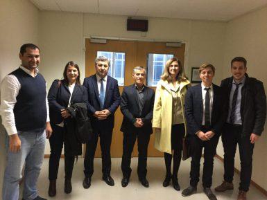 В Греции оправдали исламского оппозиционера из Таджикистана