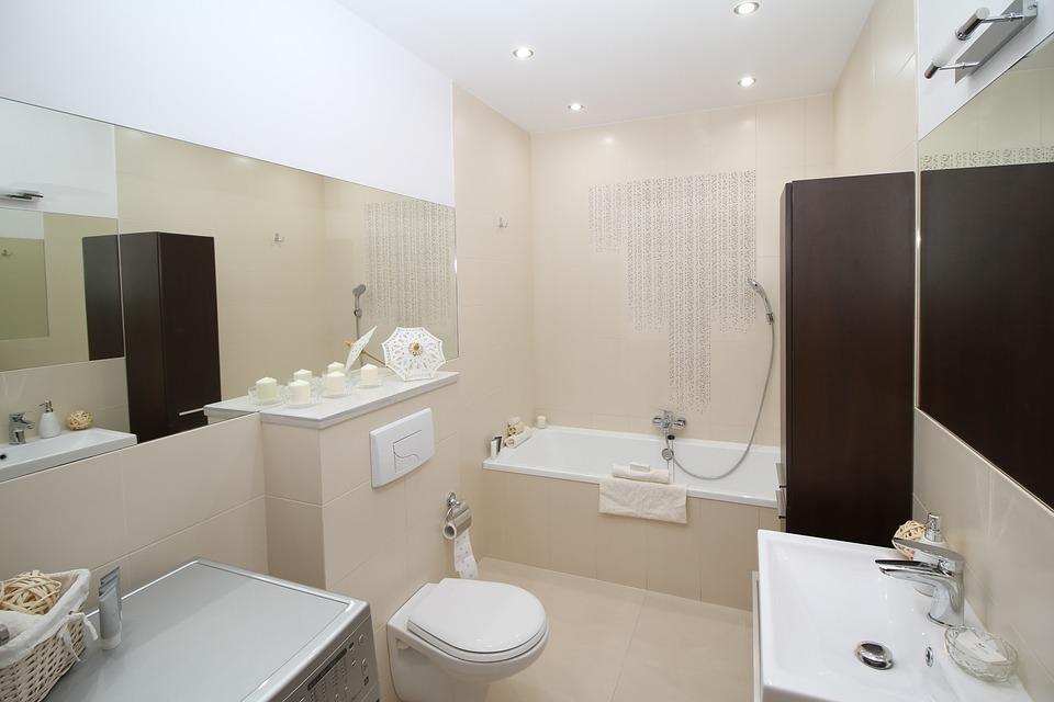 Максимальные возможности современной ванной комнаты